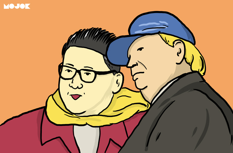 Kim-Jong-Trump-MOJOK.CO
