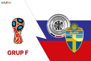 Hasil Jerman vs Swedia Skor 2-1, Toni Kroos Jaga Asa Sang Juara Bertahan