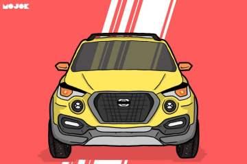 Datsun Go, Mobil Mungil Bernuansa Angkot