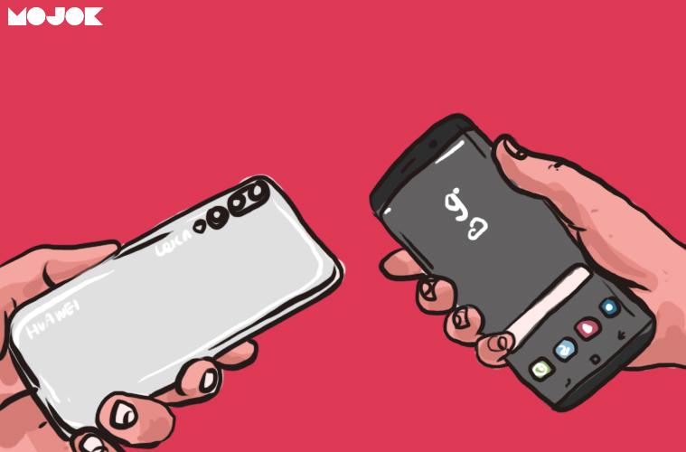 Samsung Galaxy S9 Plus vs Huawei P20 Pro