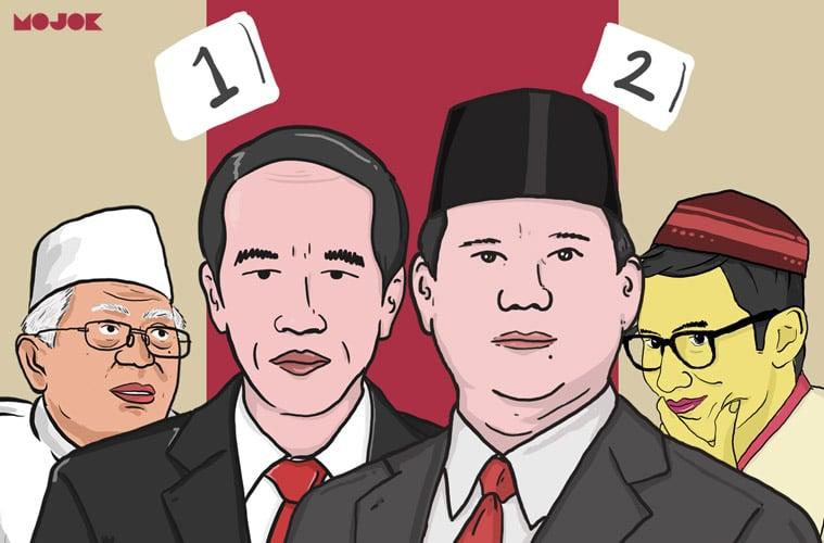 Sandiaga Sedih Dana Awal Kampanye Pasangan Prabowo-Sandiaga Kalah Besar Dibandingkan Pasangan Jokowi-Ma'ruf Amin