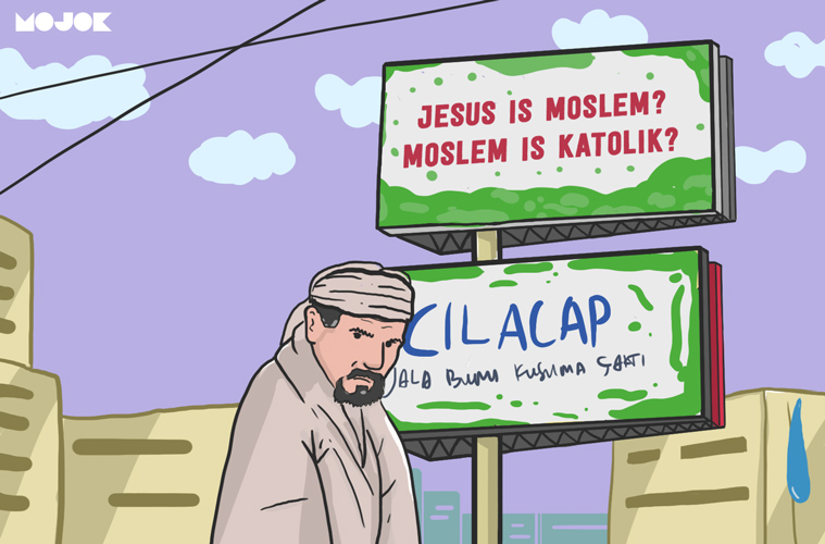 Yesus adalah muslim, Katolik juga MOJOK.CO