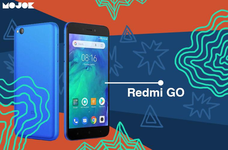 Redmi Go: Ponsel Murah Redmi Berkapasitas RAM 1 GB yang Gunakan Android Go
