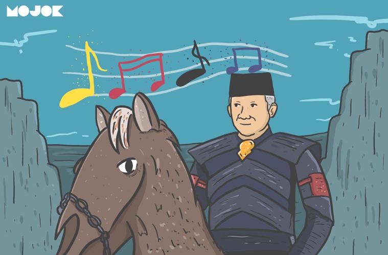 Gara-Gara Amien Rais, 3 Lagu Ini Tidak Cocok Dinyanyikan Aktivis '98