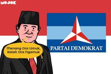 SBY Ingatkan Kader Demokrat untuk Siap dan Legowo Menerima Kekalahan Pemilu