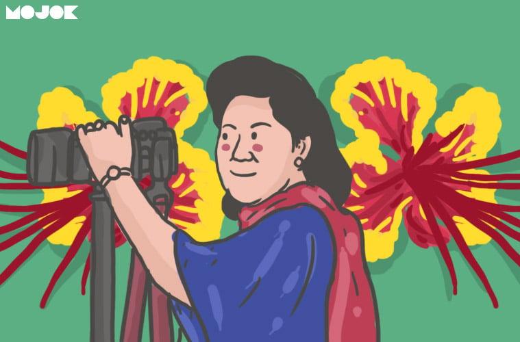 Ani Yudhoyono Disebut Sebagai Sang Flamboyan Apa Sih Maksudnya Mojok Co