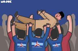Partai Demokrat Tegaskan Masih Tetap Bagian dari Koalisi Prabowo - Mojok.co