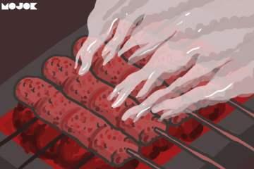 daging babi