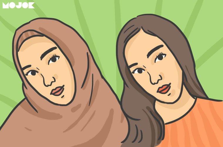 Salmafina Pindah Agama MOJOK.CO