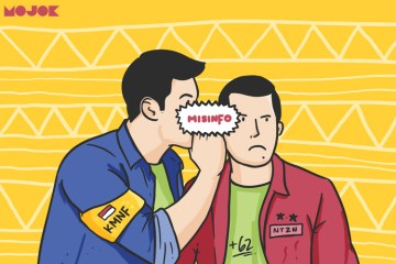 Setelah Kepala Bekraf, Gantian Kominfo Bagikan Info Sesat