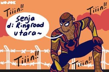 spider-man MOJOK.CO