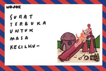 surat untuk diriku yang lebih muda MOJOK.CO
