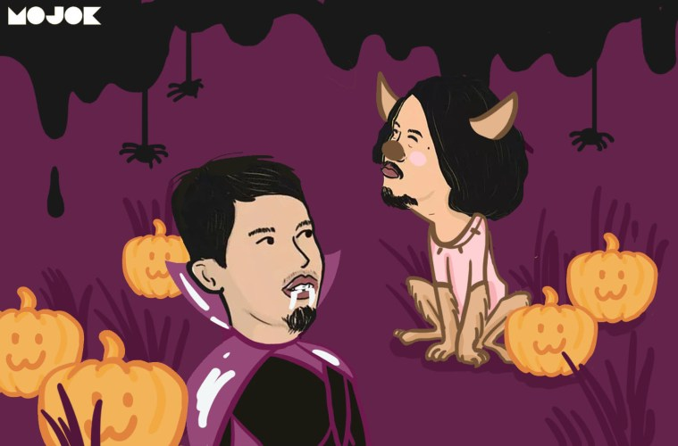 asal-usul halloween cerita seram inspirasi kostum halloween bukan budaya indonesia