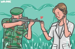 Alasan Bidan dan Perawat Sering Jadi Pasangan Angkatan Bersenjata MOJOK.CO