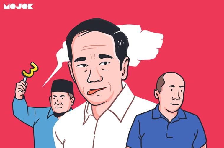 Jokowi Merasa Ditampar oleh Pengusul Wacana Jabatan 3 Periode Presiden: Ingin Cari Muka