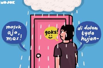 Ya Tuhan, Haruskan Aku Menyewa Jasa Pawang Hujan?