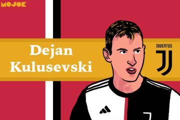 Dejan Kulusevski, Kreator Sekaligus Eksekutor yang Dibutuhkan Juventus