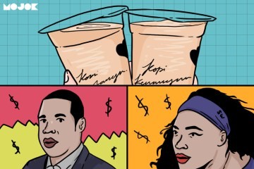 Kopi Kenangan Dimodali Jay-Z, Kemenangan Sobat Edgy