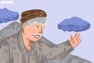 tetsu nakamura uncle murad orang jepang afganistan kemanusiaan dokter irigasi 9/11 teror as mojok.co