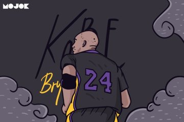 Kobe Bryant NBA basket black mamba MOJOK.CO