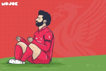 liverpool mohamed salah MOJOK.CO