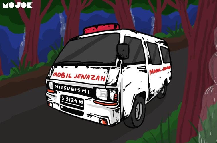 sopir mobil jenazah ambulans pengalaman cerita anak sopir anak dan ayah nostalgia hari ayah mojok.co