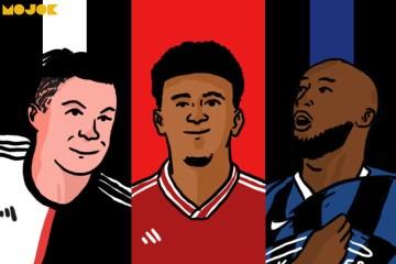 Arsenal yang Marah, Rekor Ronaldo, dan Monster Inter: Perjuangan Malam Selasa