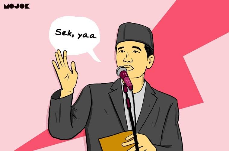 Jokowi terowongan silaturahmi MOJOK.CO