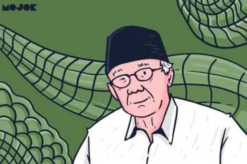 Keseimbangan Gus Sholah untuk Gus Dur dan Nahdlatul Ulama
