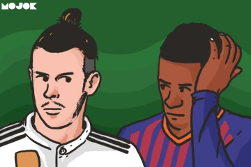 real madrid barcelona bale dan dembele MOJOK.CO