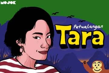tara basro bergelambir buncit kulit hitam konstruksi cantik patriarkal feminis chef renata kulit sawo matang empowering women love yourself mojok.co