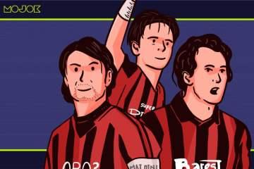 AC Milan, Franco Baresi, Paolo Maldini MOJOK.CO