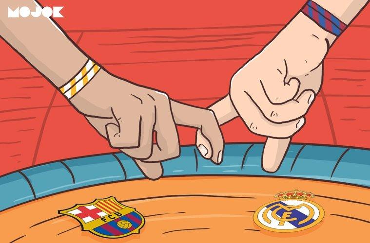 Real Madrid Sama Bodohnya Seperti Barcelona Ketika Menjual Hakimi ke Inter? Liga Spanyol MOJOK.CO