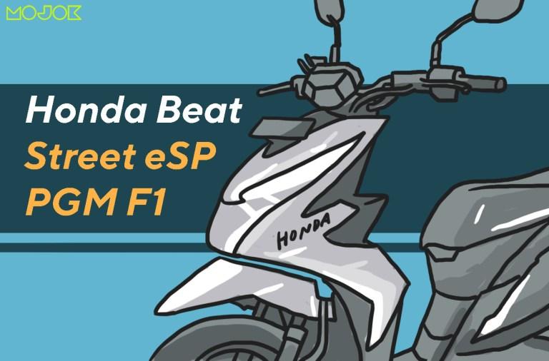 Honda Beat MOJOK.CO