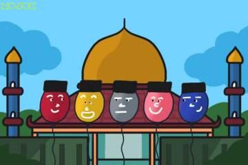 Tafsir Benci Islam di 'Balonku Ada Lima' dan Kebutuhan Lagu Anak Indonesia