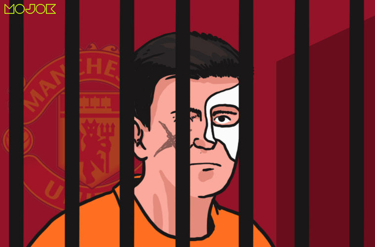 Manchester United Sudah Dapat Penalti, Bahkan Sebelum Liga Mulai, Thanks Harry Maguire MOJOK.CO