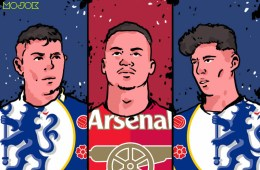 Arsenal dan Chelsea di Bursa Transfer: Tentang Usaha Mengejar Keseimbangan MOJOK.CO