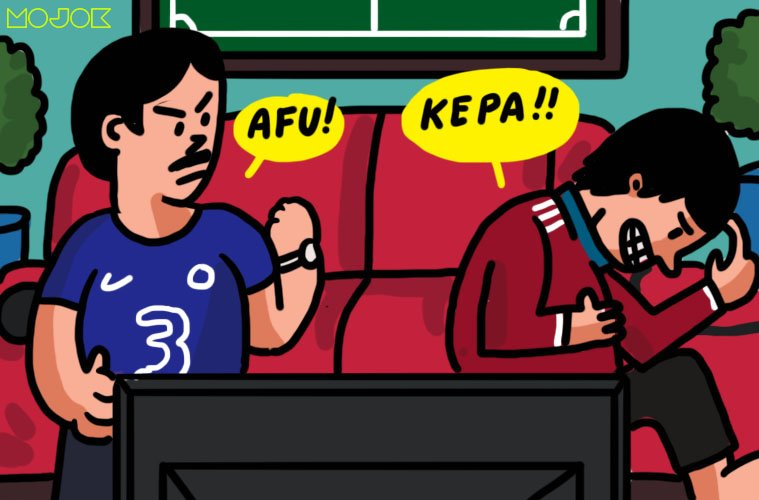 Nggak Ada Ceritanya Menang Judi Bola Bikin Bahagia, Kalau Bikin Senang Sih Iya