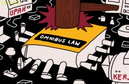 Omnibus Law Tiba-tiba Sah Jadi Bukti DPR Suka Main Curang: Ayo Saatnya Melawan