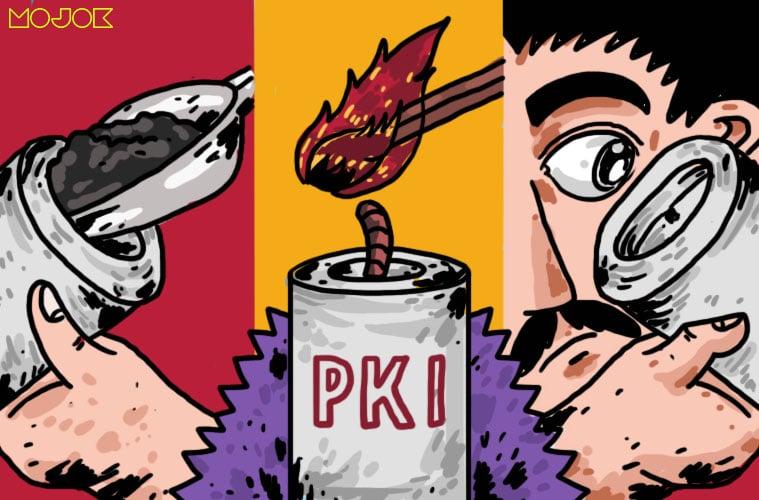 Politisi Mercon Isu PKI yang Mulai Mejan Gara-gara Pandemi