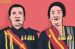 raja ratu keraton agung sejagat totok santoso fanni amidia purworejo vonis mojok.co