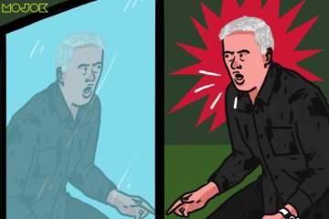 Mourinho Berteriak ke Egonya Sendiri, Mikel Arteta Berhasil Memotivasi Arsenal MOJOK.CO