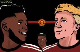 Manchester United: Peran Krusial Fred dan van de Beek, ketika Carragher Mabuk Jamur Tahi Sapi MOJOK.CO