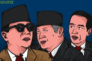 Kamu Rindu Sukarno? Kangen Soeharto? Tenang, Ada Pak Jokowi