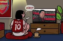 Fans Arsenal Tak Bisa Bedakan Kritik dan Kebodohan: Blunder Arteta dan Lamunan Jorok Shkodran Mustafi MOJOK.CO