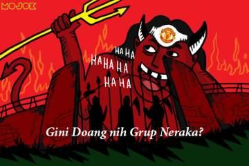 Manchester United Memang Goblok, Sudah Tahu Medioker kok Sombong- Gini Doang nih Grup Neraka? MOJOK.CO
