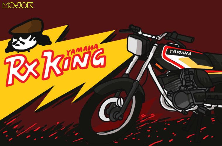 Yamaha RX-King Kumandikan Tiga Hari Sekali, Kubersihkan Setiap Hari, Biar Profesiku Sebagai Jambret Aman Lestari