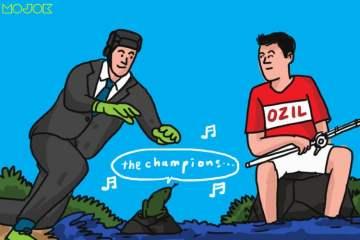 Mesut Ozil 'Dibuang Sepenuhnya' oleh Arsenal ketika Petr Cech Menampar Kepa, Kiper Termahal Chelsea MOJOK.CO