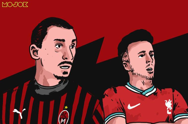 AC Milan dan Liverpool: Kematangan Ibrahimovic dan Diogo Jota, il Personaggio Principale Menghancurkan Keterbatasan MOJOK.CO