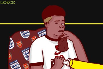 "Bukayo Saka, Bocah yang ""Dipaksa"" Memikul Beban Berat Bernama Arsenal dan Timnas Inggris MOJOK.CO"